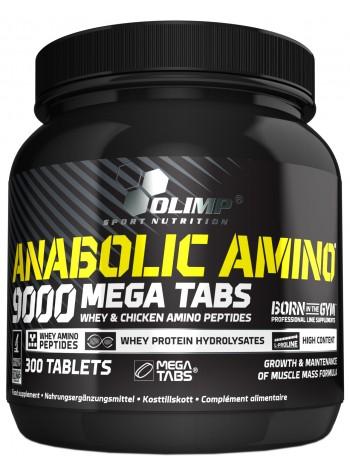 OLIMP Anabolic Amino 9000 (300 таб) , , 2 580 RUB, Anabolic Amino 9000, ,
