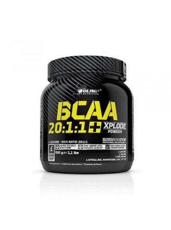 Olimp BCAA Xplode 20:1:1 (500 g) , , 2 580 RUB, BCAA Xplode, OLIMP Sport Nutrition, Аминокислоты