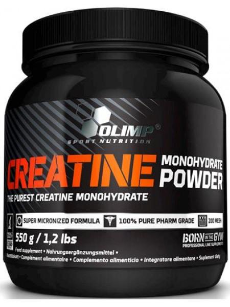 Olimp Creatine Monohydrate Powder (Super Micronized) 550 g