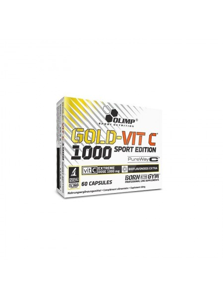 Olimp GOLD-VIT C 1000 Sport Edition (60 капсул)