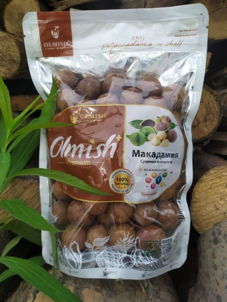 Olmish Premium Макадамия (500 g)