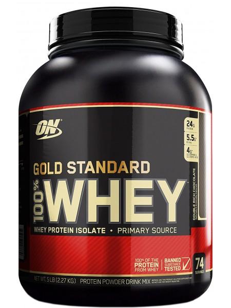 Optimum nutrition 100% Gold Standard Whey (2230 gramm)