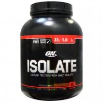 Optimum Nutrition ISOLATE (1.38 kg) 40 порций