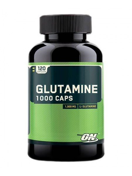 Optimum Nutrition Glutamine Caps 1000 ( 60 caps)