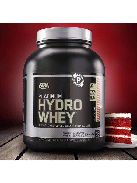 Optimum nutrition Platinum Hydrowhey (1,6 kg )
