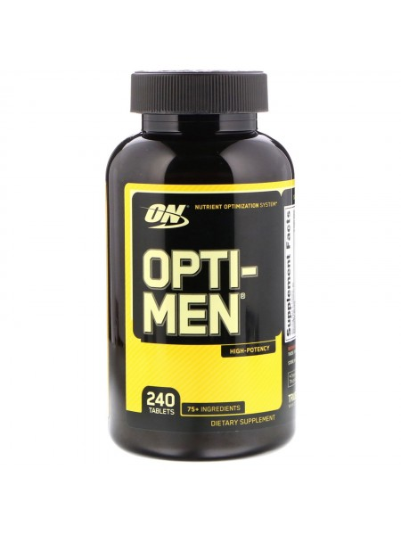 Optimum nutrition Opti - Men USA (240 caps)