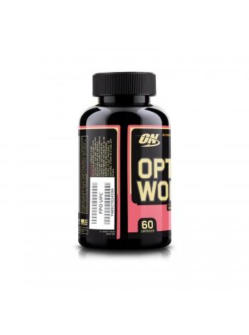 599, Optimum nutrition Opti - Women (60 caps), , 888 RUB, Opti - Women, Optimum Nutrition , Витамины и минералы