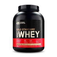 Optimum nutrition 100% Gold Standard Whey (2230 gramm) - NEW