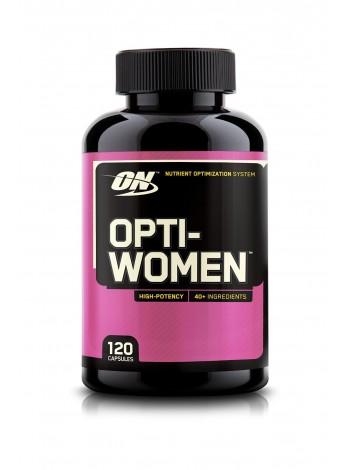 619, Optimum nutrition Opti - Women (120 caps), , 1 300 RUB, Opti - Women, Optimum Nutrition , Витамины и минералы