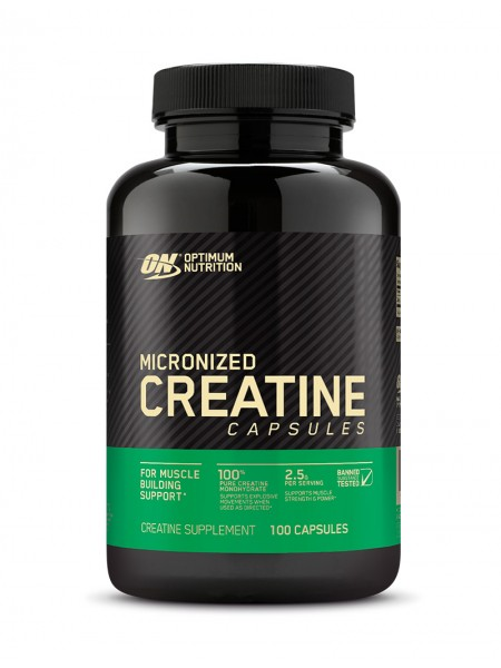 Optimum Nutrition Creatine 2500 ( 100 caps)