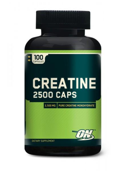 Optimum Nutrition Creatine 2500 Caps ( 100 капсул)