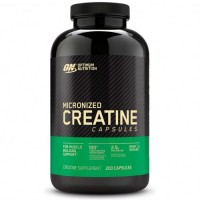 Optimum Nutrition Creatine 2500 ( 200 caps)