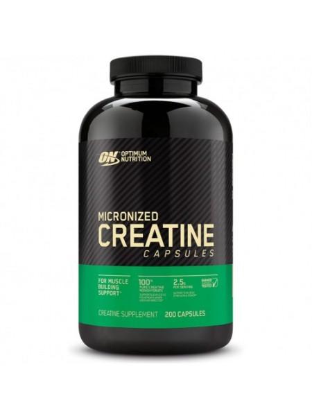Optimum Nutrition Creatine 2500 ( 200 caps)