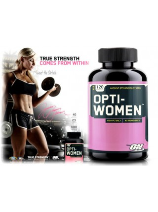 Optimum nutrition Opti - Women (120 caps)