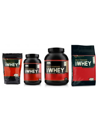 Optimum nutrition 100% Gold Standard Whey (4560 gramm)