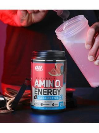 Optimum Nutrition Amino Energy + Electrolytes   (285 g)