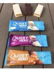 1236, Quest Nutrition Hero Bar  (10шт), , 200 RUB, Chocolate Caramel Pecan, Quest Nutrition, Протеиновые батончики