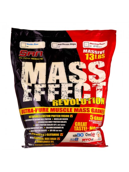 SAN Mass Effect Revolution (6 kg)