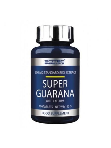 Scitec Nutrition Super Guarana 900 mg - (100 tabs)