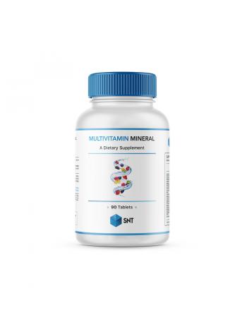 SNT Multivitamin Mineral (90 таб), , 790 RUB, Multivitamin M, , Витамины и минералы