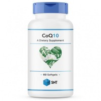 SNT Coenzyme Q10 100 мг (60 капсул)