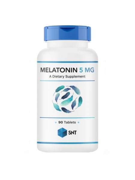SNT Melatonin 5 мг (90 таб)