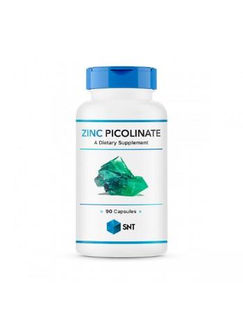 SNT Zinc Picolinate 22 мг (90 капс), , 790 RUB, SNT Zinc Picolinate, , Повышение тестостеро́на