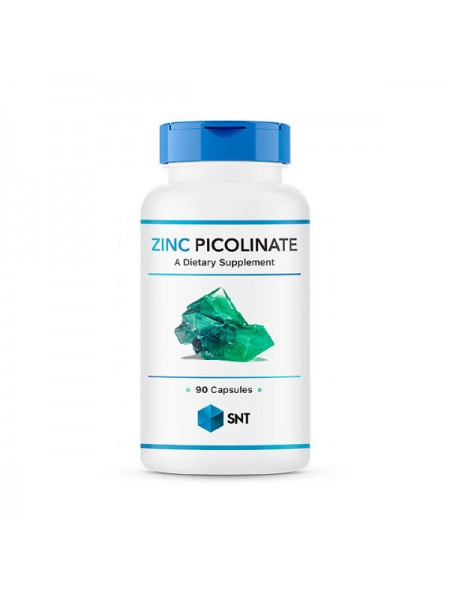 SNT Zinc Picolinate 22 мг (90 капс)