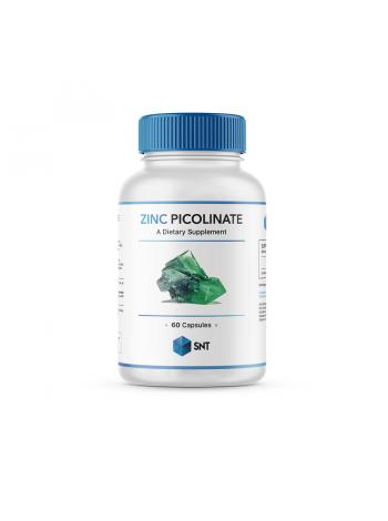 SNT Zinc Picolinate 22 мг (60 капс), , 490 RUB, SNT Zinc Picolinate, , Повышение тестостеро́на