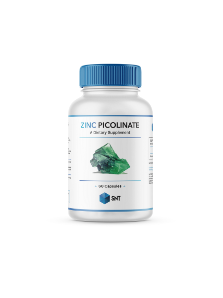 SNT Zinc Picolinate 22 мг (60 капс)