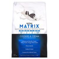 Syntrax Matrix 5.0 (2290 g) Печенье-крем