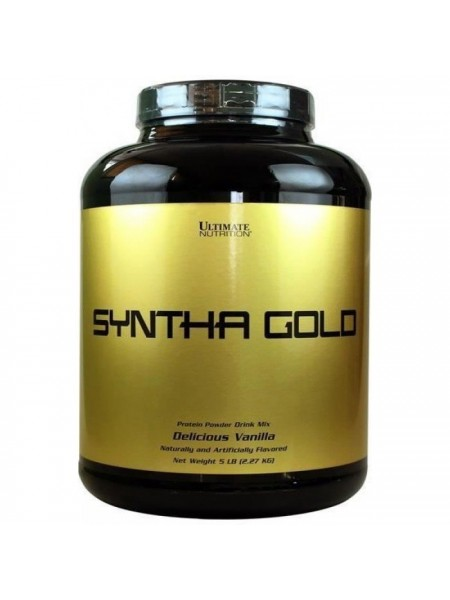 Ultimate Nutrition Syntha Gold (2.27 kg)