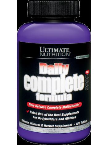 1274, Ultimate Nutrition Daily Complete Formula (180 таб), , 1 500 RUB, Daily Complete Formula, Ultimate Nutrition , Витамины и минералы