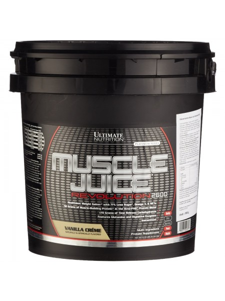 Ultimate Nutrition Muscle Juice Revolution 2600 (5044 gramm)