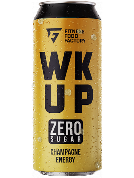 WK UP (500 мл) - Шампанское