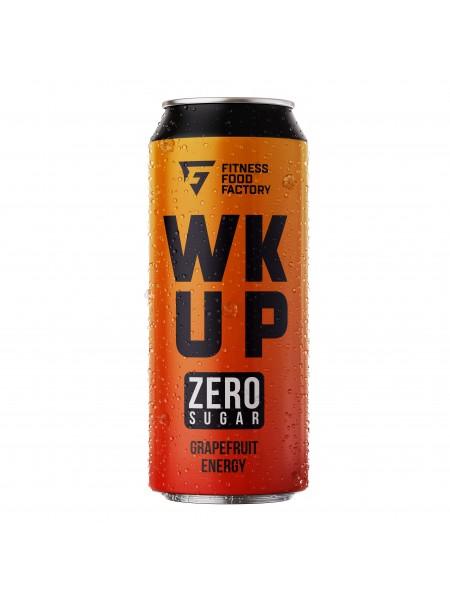 Fitness Food Factory WK UP (500 мл) Тонизирующий безалкогольный напиток