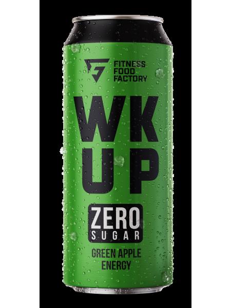 WK UP (500 мл) - Зеленое Яблоко
