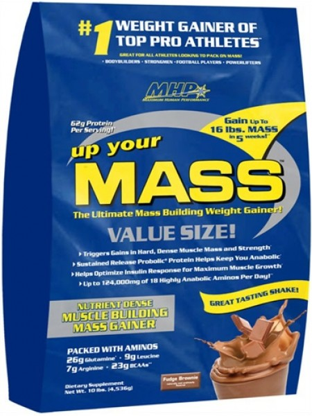 MHP Up Your Mass (4540 g)