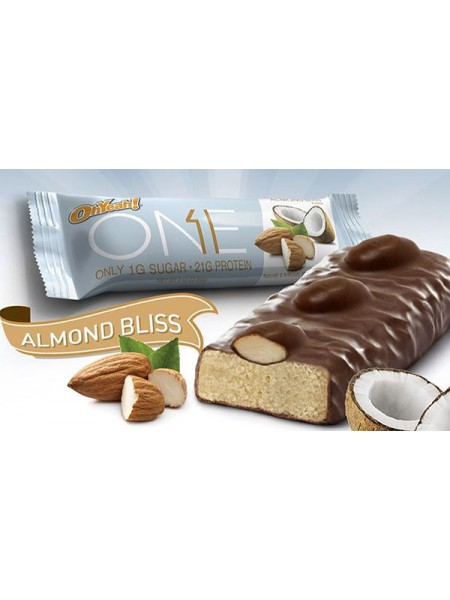 Oh Yeah! One Bar Almond Bliss (60 gramm)
