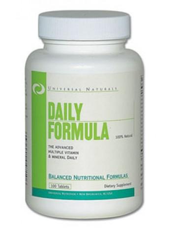Universal nutrition Daily Formula (100 caps)*2