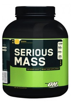 Optimum nutrition Serious Mass (2.7 kg)