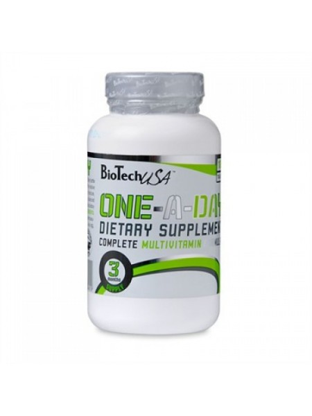 Biotech USA One a Day (100 tabs)