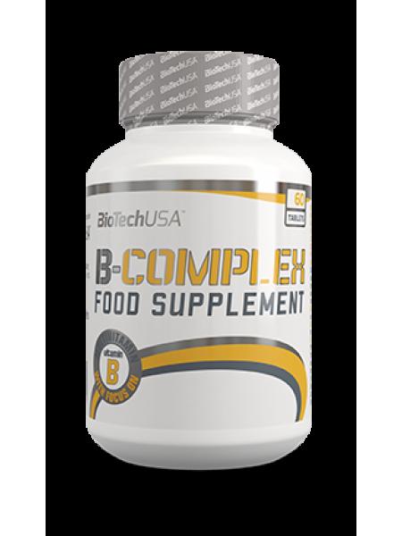 Biotech USA B-Complex (60 tabs)