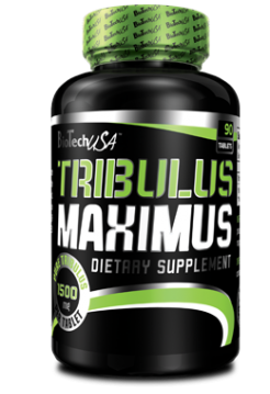 BioTech USA Tribulus Maximus 1500mg Extra Strong (90 tabs) 70% сапонины