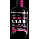 Biotech USA L-Carnitine Liquid 100.000mg (500ml)
