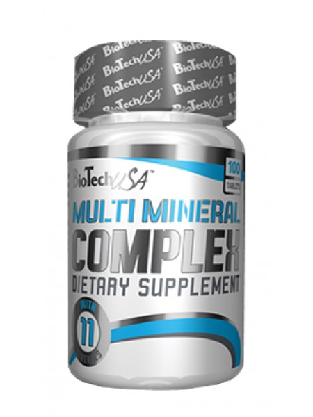 Biotech USA Multimineral Complex (100 tabs)