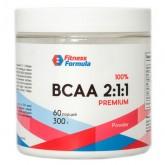 Fitness Formula 100% BCAA 2:1:1 Premium (60 порций)