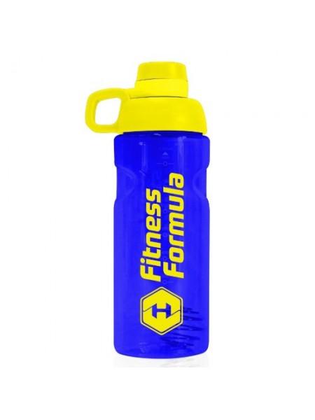 Fitness Formula Тритановая бутылка - шейкер, с держателем (800мл)