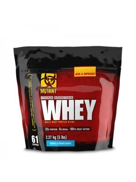Mutant Whey NEW (2.27 kg)