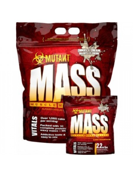 Mutant Mass NEW (2.27 kg)